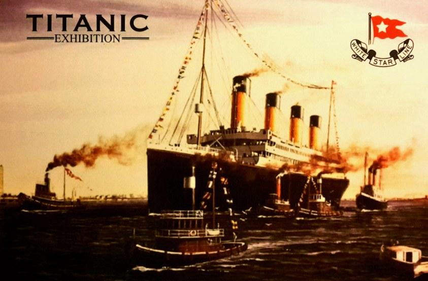 KÉP / Titanic kiállítás
