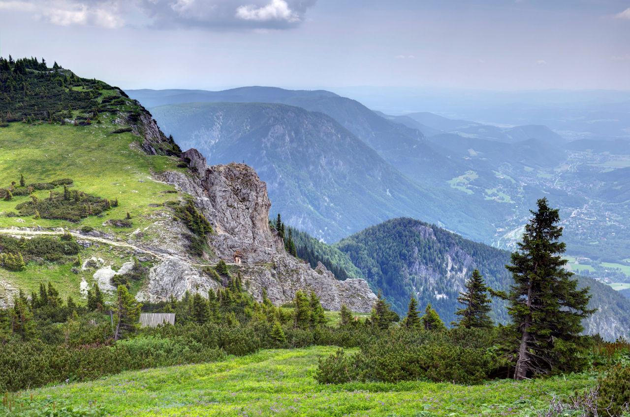 KÉP / Rax-Alpok