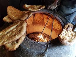 Tandir Bread - Traditional Azeri Bread 4