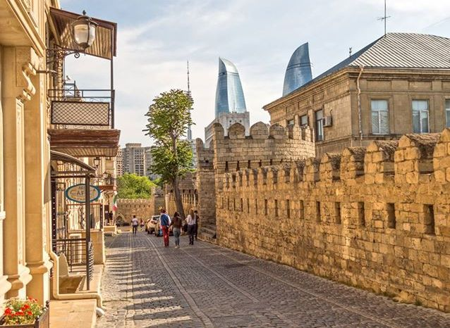 Baku Old Town Walking Tour