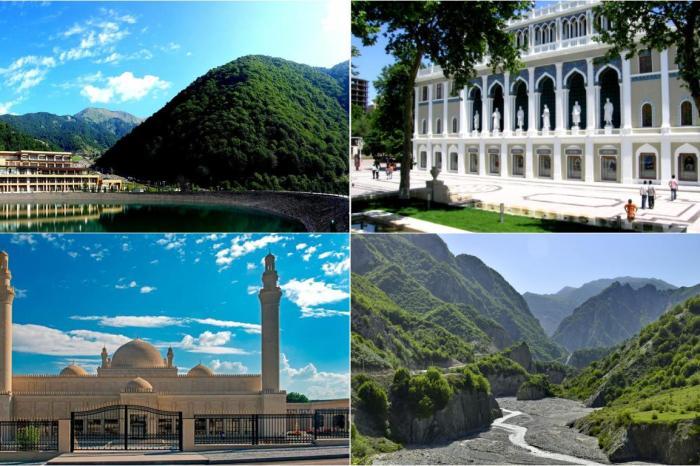Путевка в Азербайджан: Баку-Шемаха-Лагич-Габала-Баку