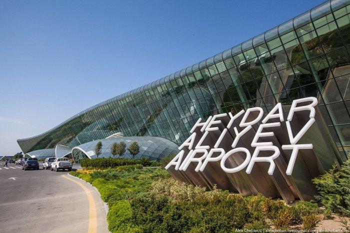 Трансфер Баку Аэропорт