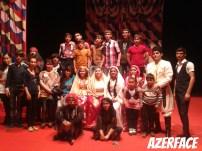 Aktyorl, Aktrisalar və 31 nömrəli məktəbin Şagird kollektivi