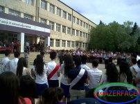 Sumqayıt 31 nömrəli tam orta məktəb SoN ZənG 2013