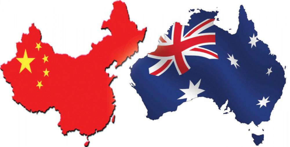 Resultado de imagem para China vs Australia