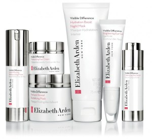 ElizabethArdenVisibleDifference Collection