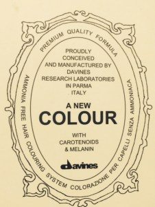 Davines Colour