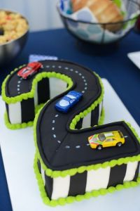 car for 2nd bday - via mmjevents dot com