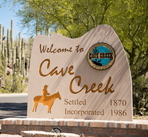 Cave_Creek_welcome_sign