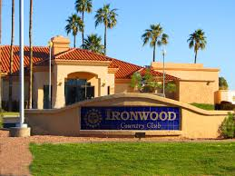 Ironwood Country club pic