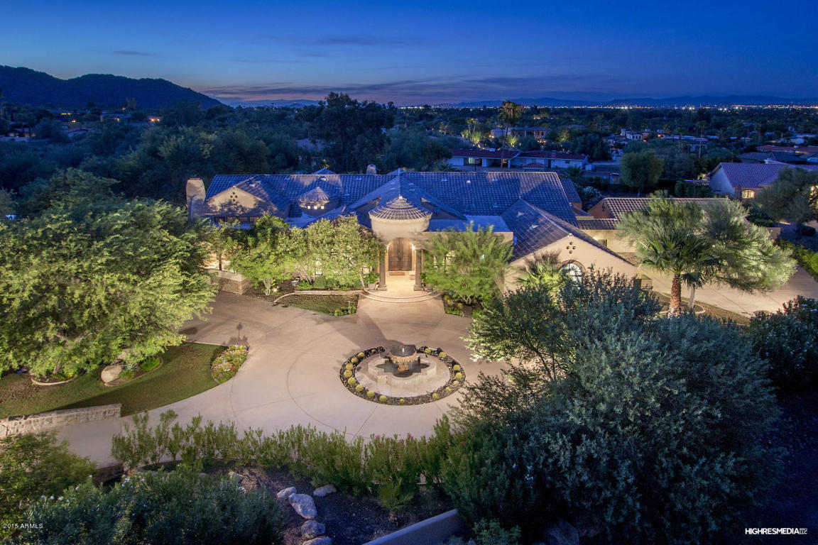 Luxury Homes for Sale in North Phoenix