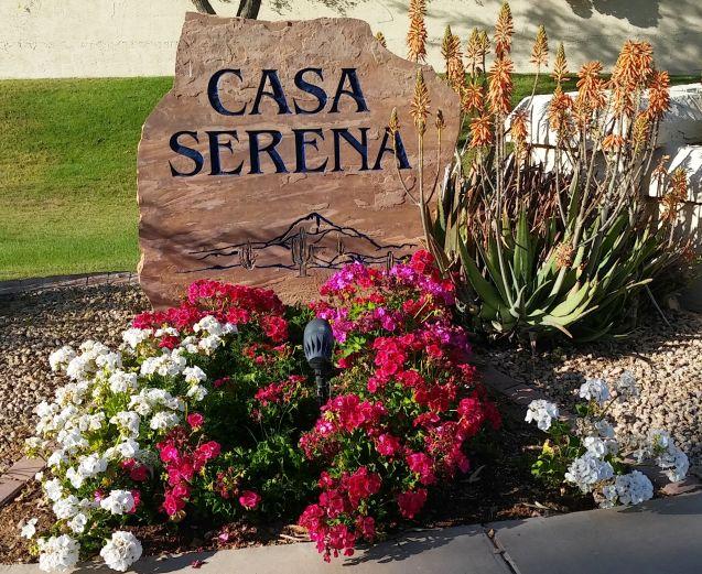 Homes for Sale in Casa Serena, Scottsdale Arizona