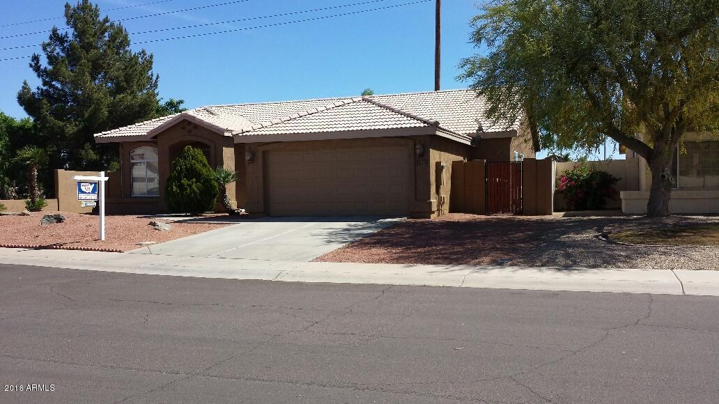 1178 N Melody  Circle  Chandler AZ 85225