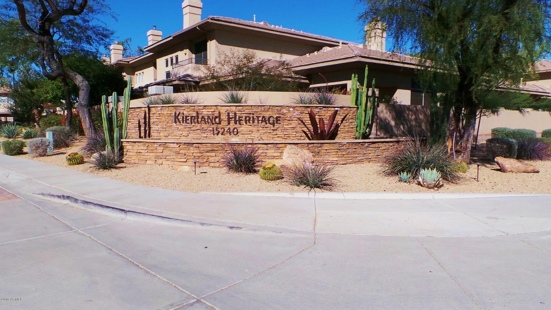 15240 N Clubgate  Drive 169 Scottsdale AZ 85254