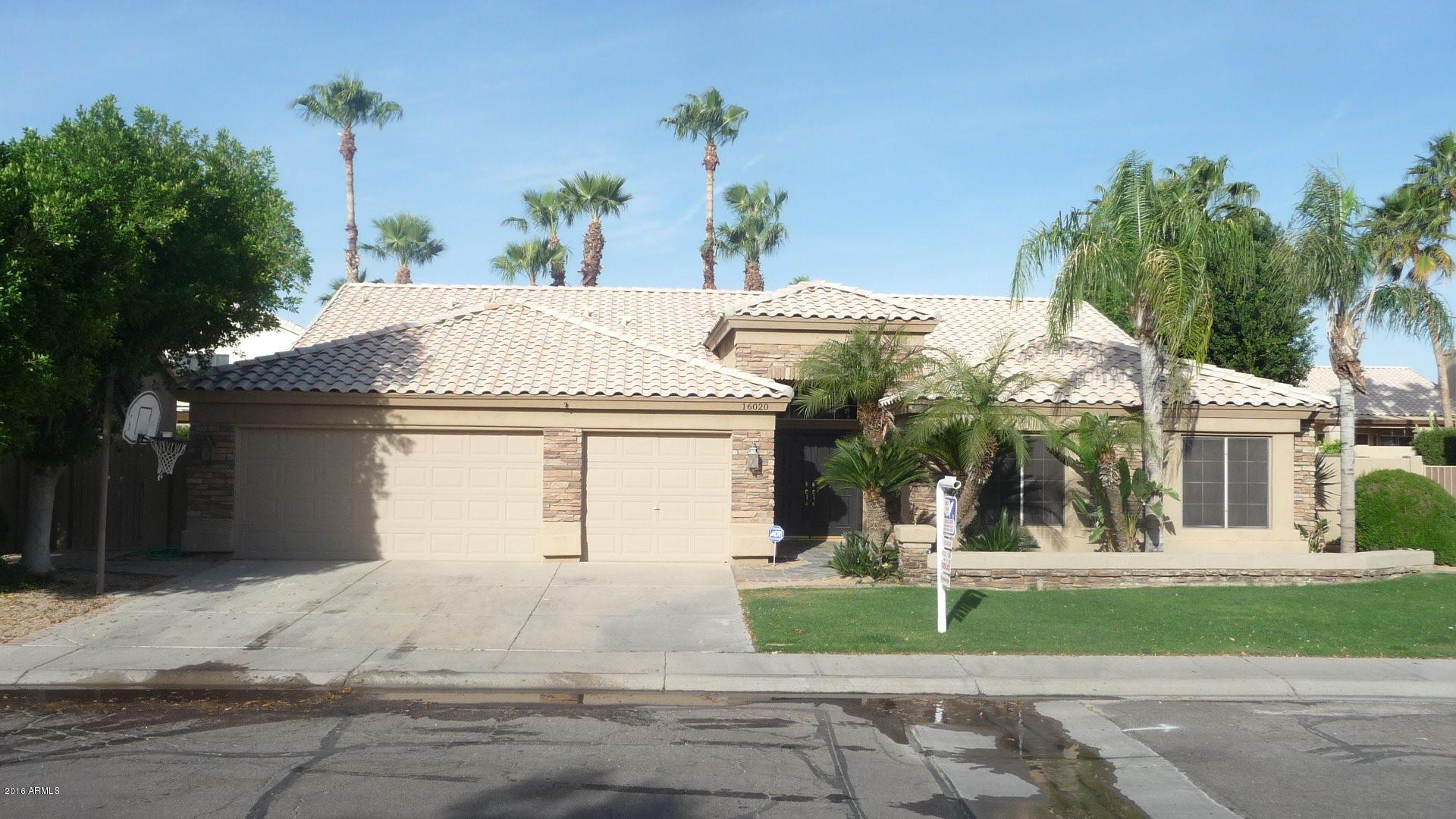 16020 S 36th  Street  Phoenix AZ 85048