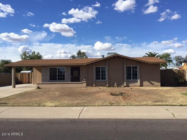 1628 W Michelle  Drive  Phoenix AZ 85023