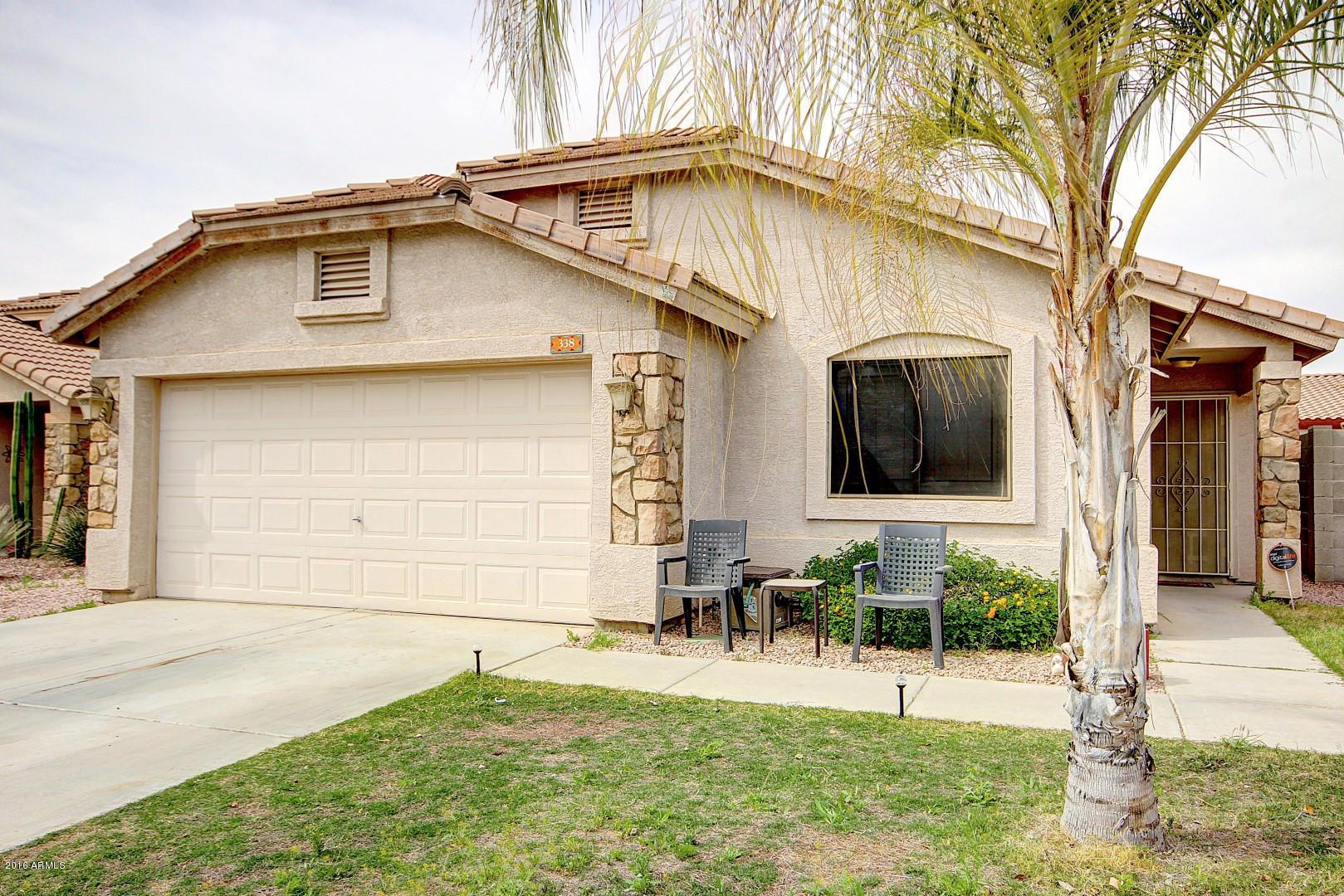 338 N 103rd  Street  Mesa AZ 85207