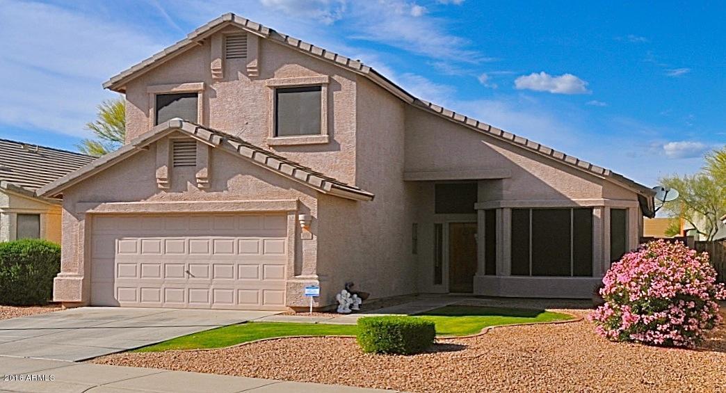 4638 E Mountain Vista  Drive  Phoenix AZ 85048
