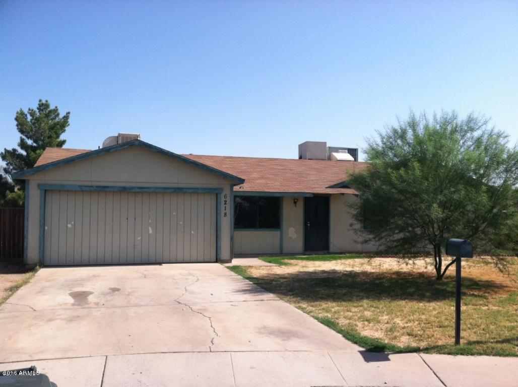 6218 W Cambridge  Avenue  Phoenix AZ 85035