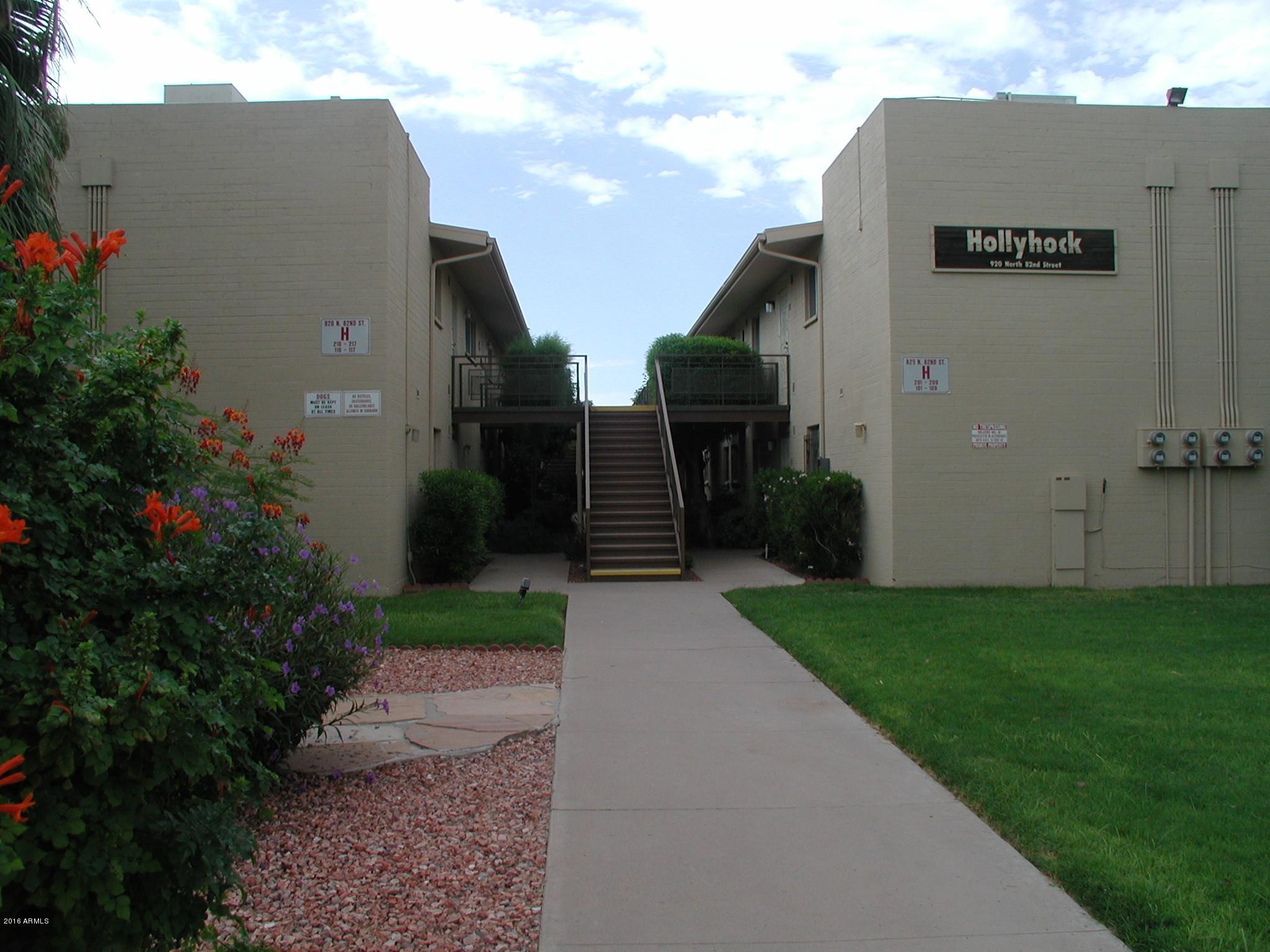 920 N 82nd  Street H209 Scottsdale AZ 85257