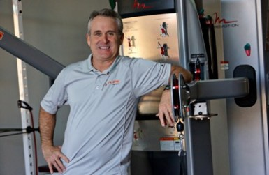 John Neel FITLIFE Owner and athletic trainer