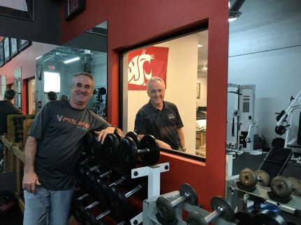 John Neel Fitlife Health Systems and Matt Hubble Foothills Physical Therapy