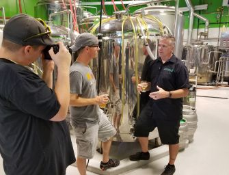 Behind The Beer: Baked Buddies Blond Stout