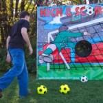 Soccer Frame Game