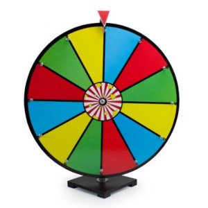 """24"""" Color Wheel - $40"""