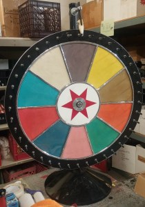 """30"""" Color Wheel"""