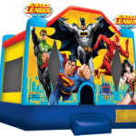 Justice League Bouncer ($120)