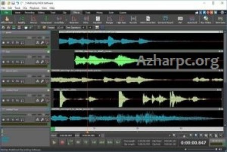 NCH MixPad Masters Edition 7.31 Crack + Regisitration Code Latest