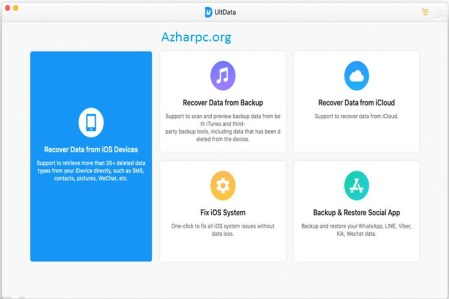Tenorshare UltData iOS for Pc 9.6.7 Crack + Registration Code [Latest]