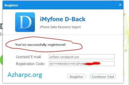 iMyFone D-Back 7.9.5 Crack With Serial Key Full Version (2021)