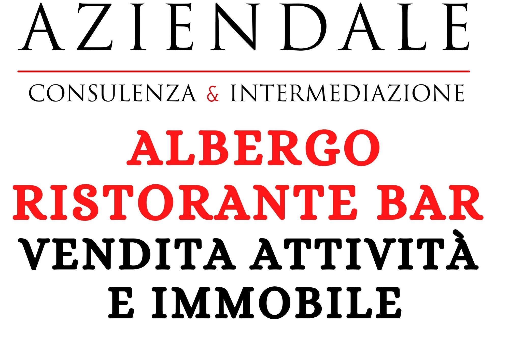 ALBERGO RISTORANTE COMPRESA VENDITA IMMOBILE BASSA VERONESE