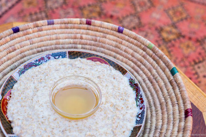 Argan on Moroccan food - by abdellah zizi