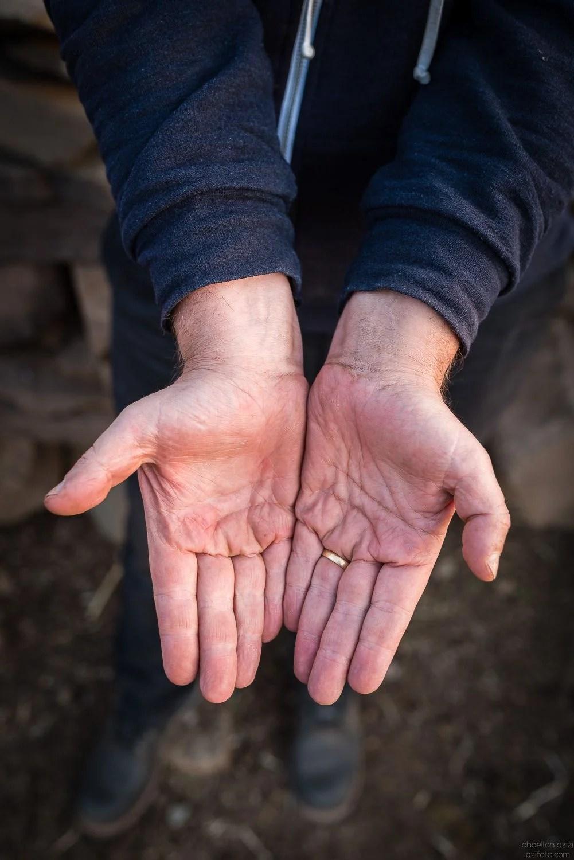Moroccan hands