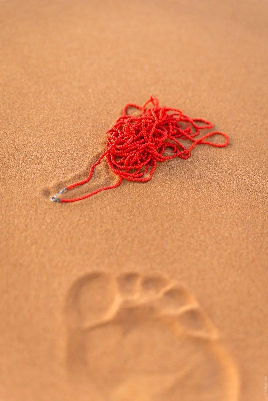 Desert jewelry