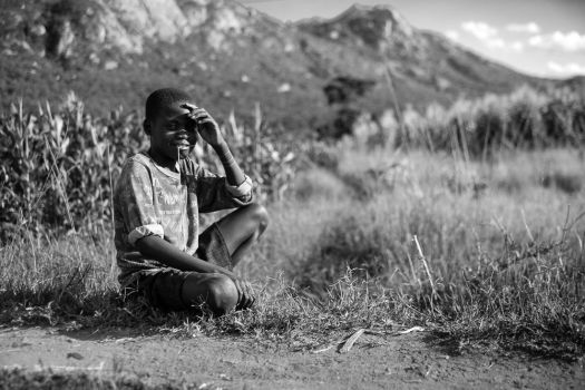 Portraits from Malawi