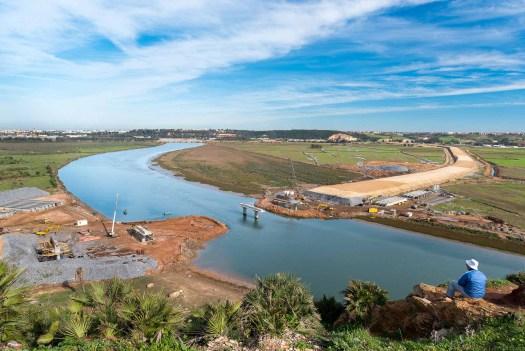 Photographs of The Bouregreg Valley Development Project, Rebat