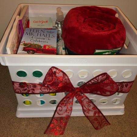gift basket Christmas
