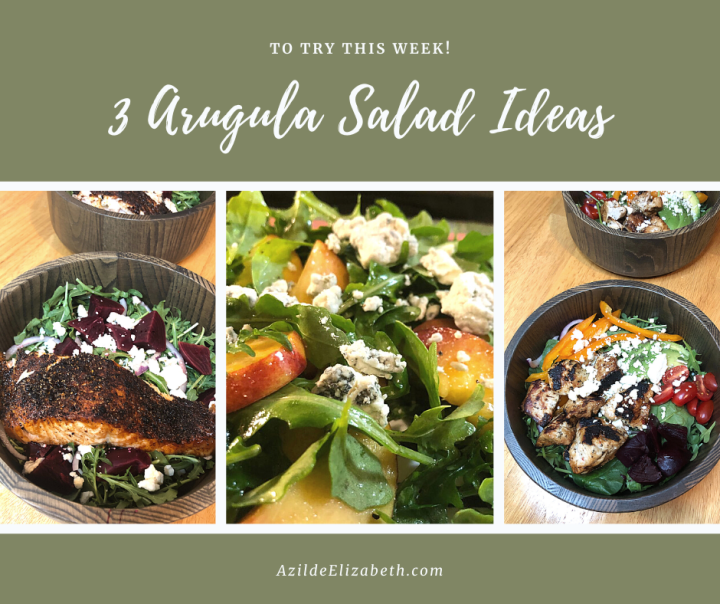 3 Arugula Salad Ideas To Try This Week