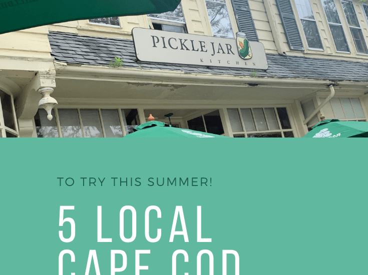 cape cod restaurants
