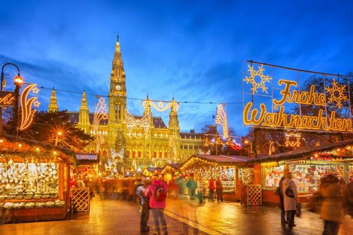 Doživite čarobnost božičnih sejmov