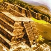 Temple of the sun - Teotihuacan