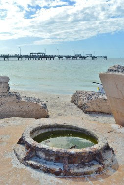 Beach Ruins