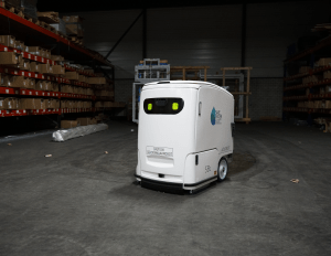Aziobot develops SB2 floor cleaning robot for smaller stores in the European market