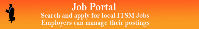 Job Portal Page Header
