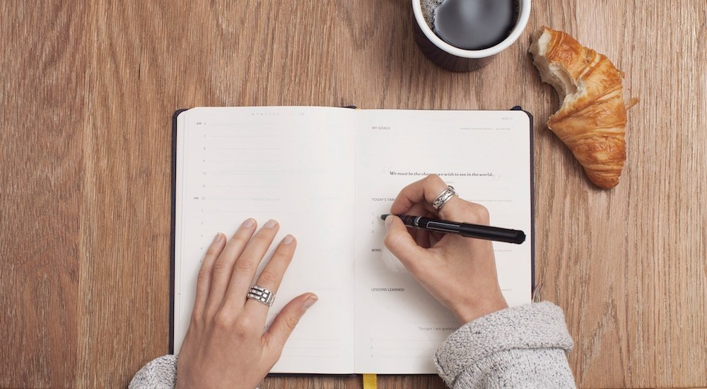 getting things done productivity tips