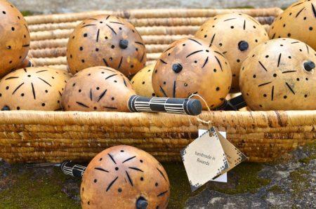Musical Shakers- handmade in Rwanda